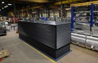 Luftrichtungspfeil Größe: 200 x 50 // 50 Stück Pfeil Abluft Aufkleber